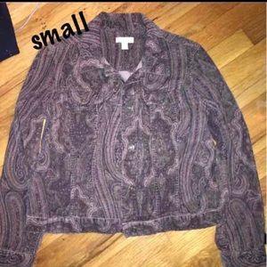 Woman's Small jacket